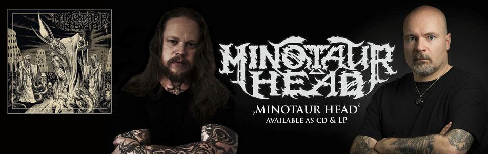 MinotaurHead